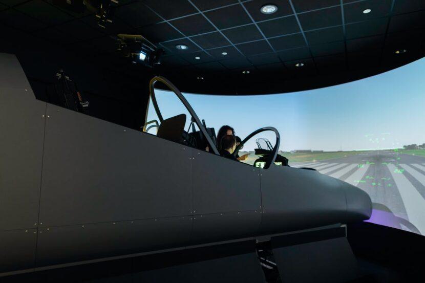 PC flight simulator