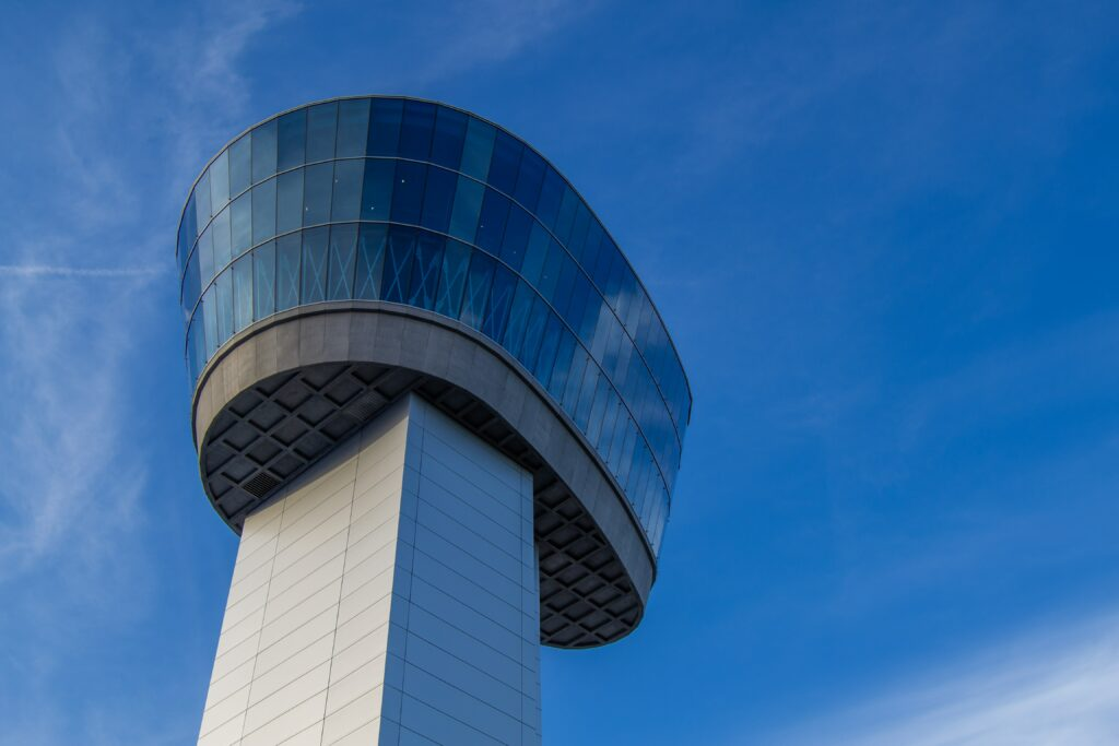 picture of ATC tower