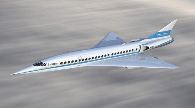 Boom Supersonic