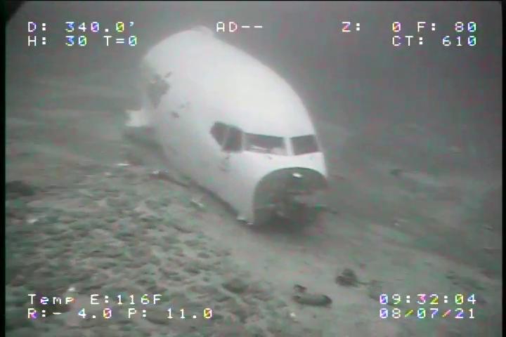737-200 transair 810 hawaii