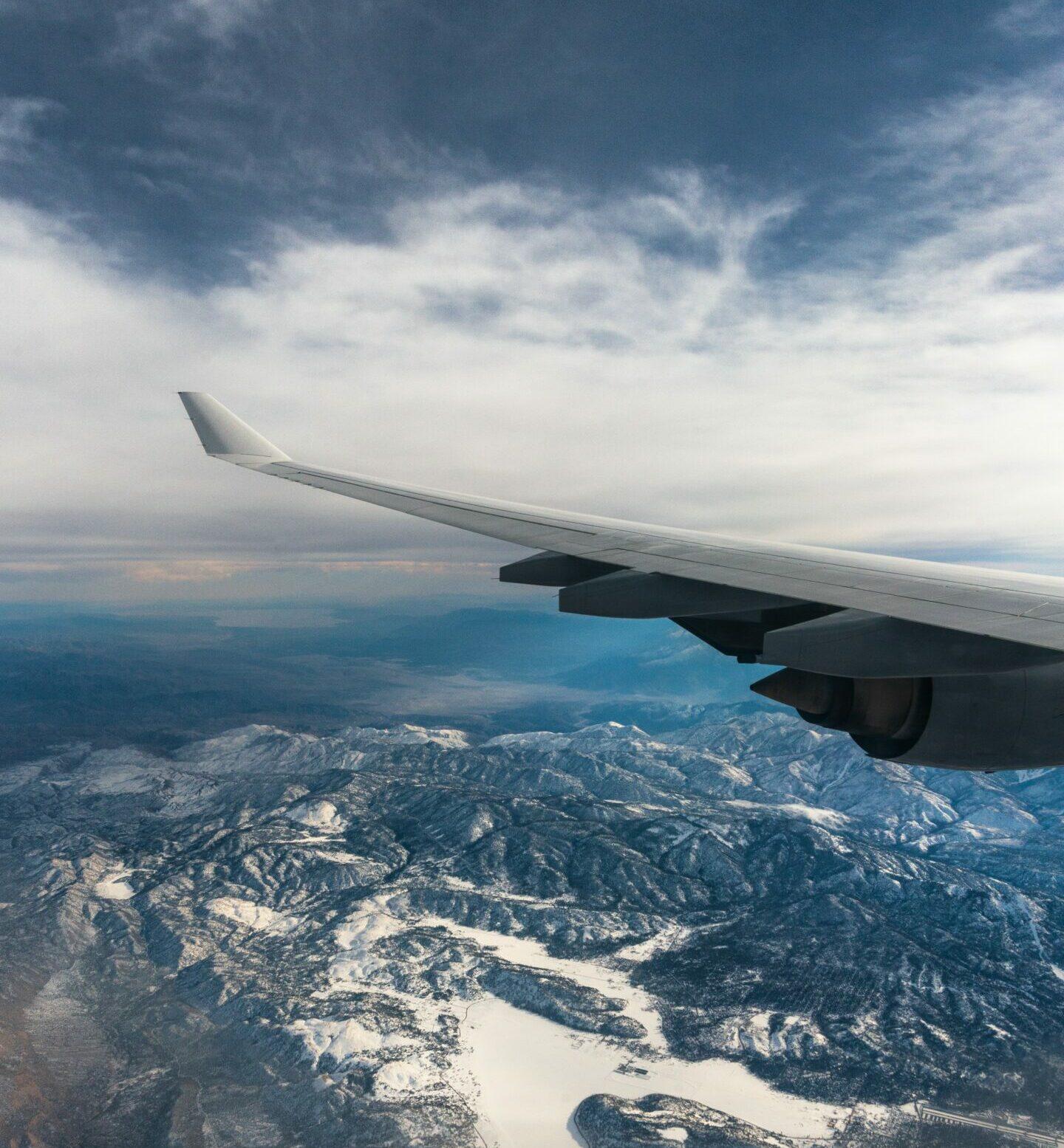 747 doing a long flight
